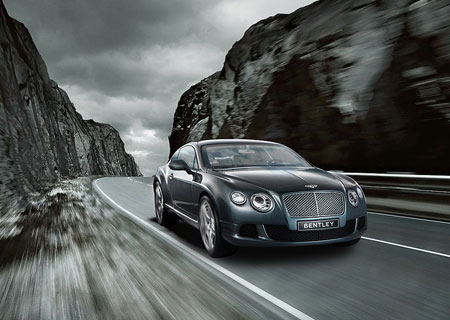 The ultimate luxury luxury car experience Bentley new speed