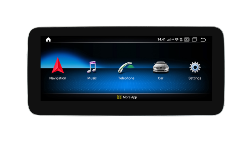 10.25 inch touch screen for